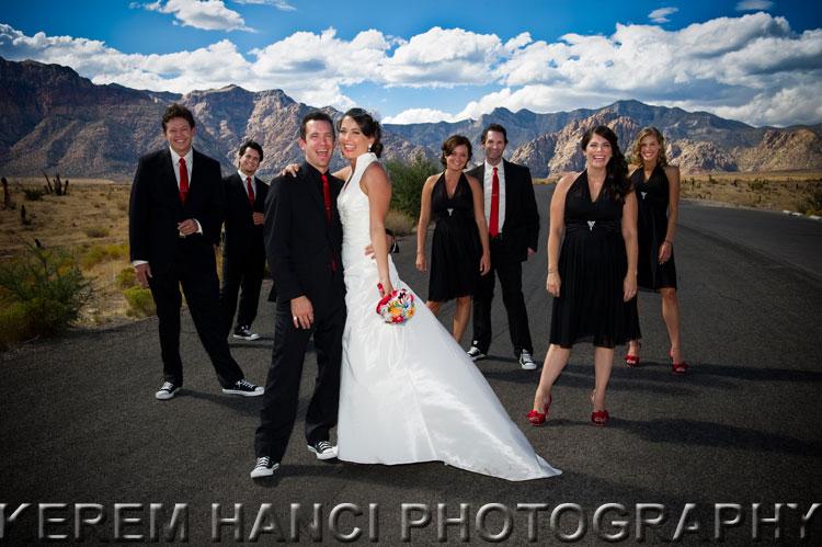 Jen & Joe Got Married in Las Vegas