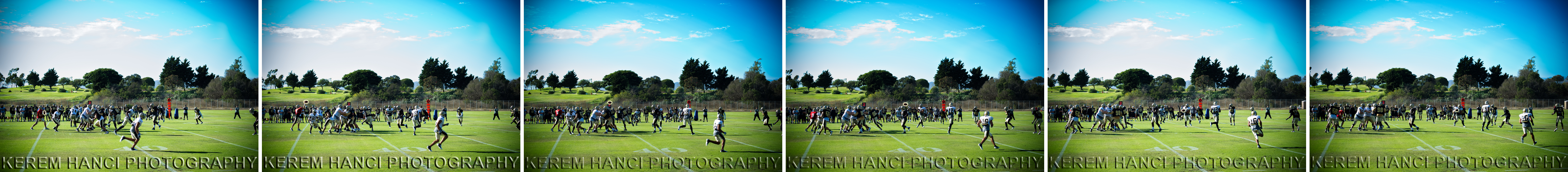 New Orleans Saints' practicing in Oxnard, CA