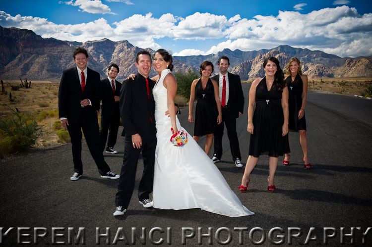 Jen & Joe Got Married in Las Vegas